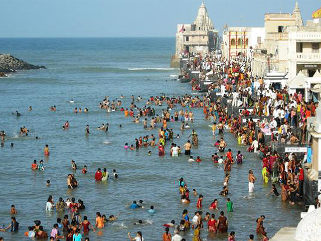 Dwarka - The city of gold